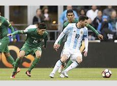 Bolivia vs Argentina Previa, datos y alineaciones