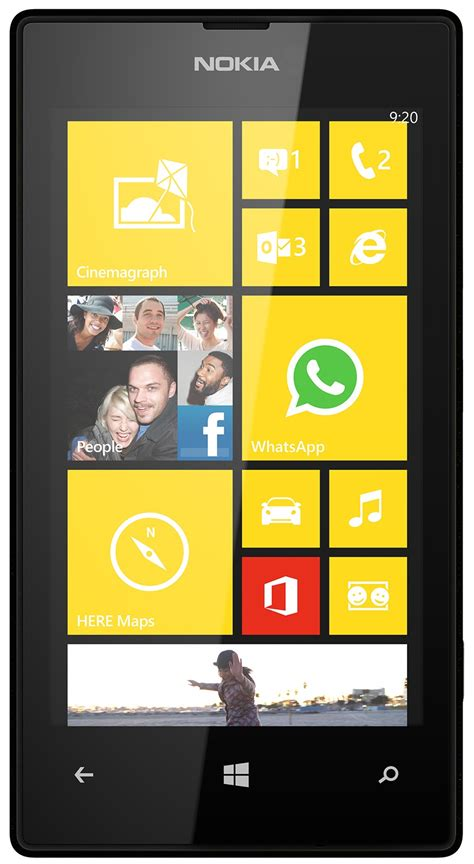 nokia lumia 520 lands on at t available now with gophone