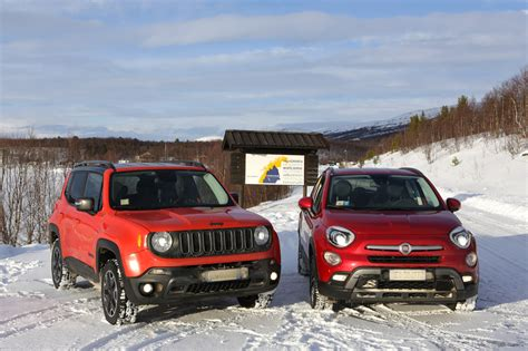 Jeep And Fiat by Jan 15 Jeep Renegade Still Fiat 500x Takes
