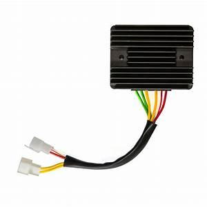 Moto Guzzi Voltage Regulator  Rectifier Mg  Gu32703810  Duc