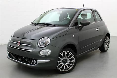Fiat Car : 2013 Fiat 500e Electric Car