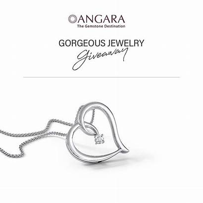 Giveaway Jewelry Swee Ps Gorgeous Diamond Heart