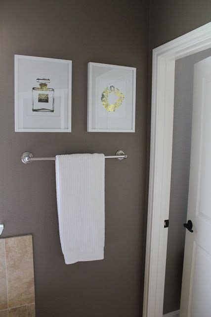 Valspar Bathroom Colors by Valspar Sienne Paint Drak Gray With Brownish Undertones