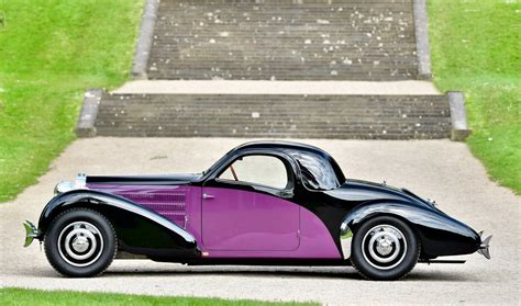 Bugatti objects for sale, not automobiles. 1938 Bugatti Type 57 Atalante Closed Coupé by Gangloff For Sale | Car And Classic