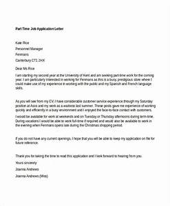 95 best free application letter templates samples pdf for Job application letter template