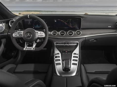 View inventory and schedule a test drive. 2019 Mercedes-AMG GT 63 S 4-Door Coupe (US-Spec) - Interior, Cockpit | Wallpaper #408 | 1600x1200