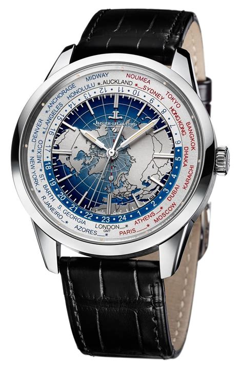 Jaeger-LeCoultre Geophysic Universal Time Watch | aBlogtoWatch