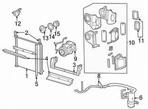 Ford Explorer A  C Evaporator Core Vacuum Reservoir  1995