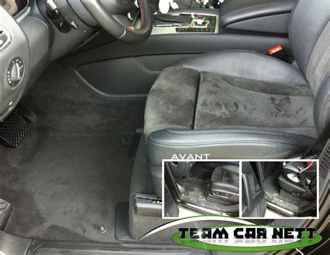 nettoyage sieges voiture nettoyage sans eau intérieur et extérieur de votre voiture