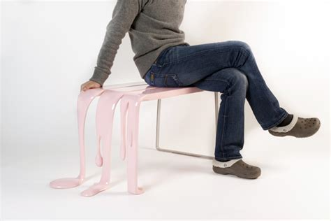 stools benches by florent degourc at coroflot