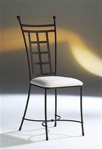 Chaise De Jardin En Fer : mobilier de jardin chaise si ge banc banquette en fer forg fabricant magasin boutique ~ Teatrodelosmanantiales.com Idées de Décoration