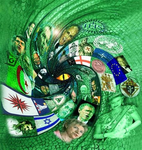 Libri Su Illuminati Illuminati Y El Nwo David Icke Su Libros Reptiles