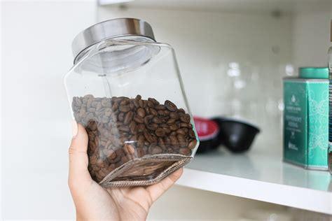 Kā uzglabāt kafijas pupiņas mājās - Kafijas draugs