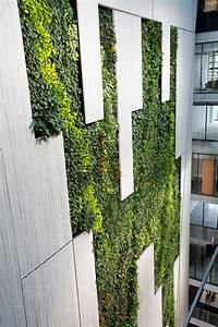 Tower Four Australias Tallest Indoor Greenwall