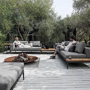 Lounge Sofa Outdoor : best 25 outdoor lounge ideas on pinterest outdoor furniture outdoor sectional and terrace ideas ~ Frokenaadalensverden.com Haus und Dekorationen