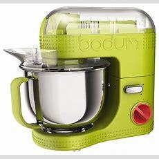 Bodum Bistro Electric Stand Mixer, Green  Modern  Mixers