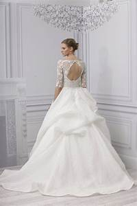 picture of charming keyhole back wedding dresses With keyhole wedding dresses