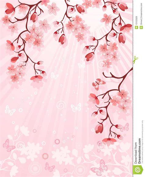 japanese cherry blossom design japanese cherry blossom royalty free stock images image 13153329