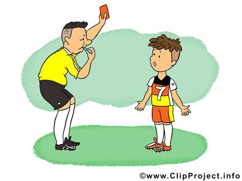 fussball cartoon bild illustration clip art