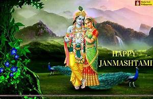 Sri Krishna Janmashtami Wallpaper Free Download ...
