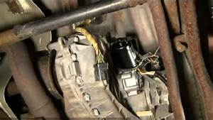 Ford F150 F250 How To Replace Transfer Case Motor