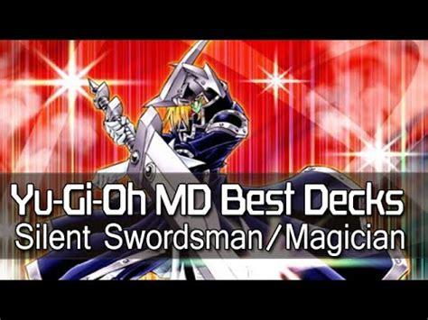 yugioh md millennium duels best decks silent swordsman