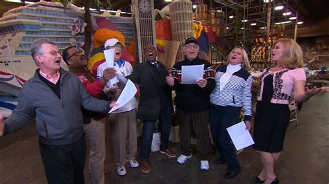 Theme Song Of Love Boat by Love Boat Cast Sing Theme Song With Al Roker Today