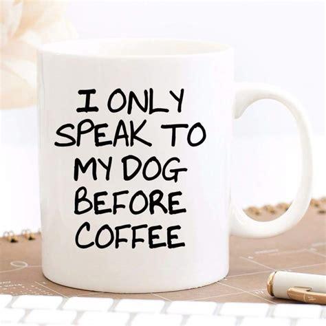 dog lover gift funny coffee mug  dog mom joyful moose