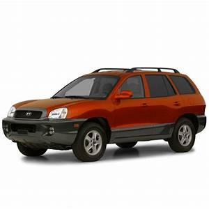 Hyundai Santa Fe Service Manual 2000-2006