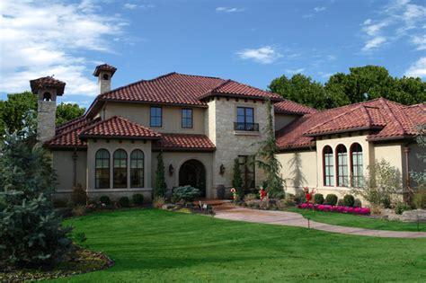 Italian Renaissance   Mediterranean   Exterior   Oklahoma City   by Brent Gibson Classic Home Design