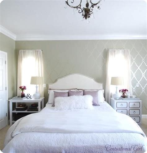 light purple and grey bedroom colors light grey walls cream headboard white and 19056 | 05c4a4f2080ee67ad92f352db764344f purple bedrooms guest bedrooms