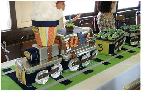 Train Theme Party Planning, Ideas & Supplies Children's
