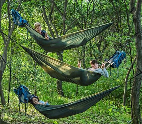 Pack Hammock by Hacked Family Pack Hacked Pack