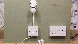 Simple Plug In Light And Switch