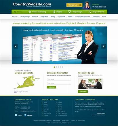 Web Website Homepage Layout Business Wanted Unique