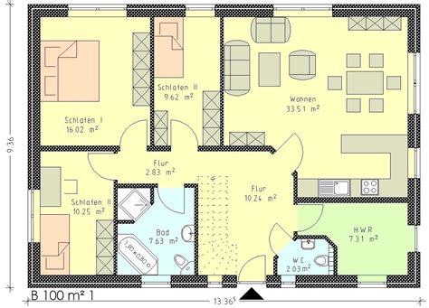 Grundriss Bungalow 100 M2 by Home Www Pohlmann Klinkerhaus De