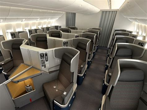 Who Has The Best Business Class London To New York?