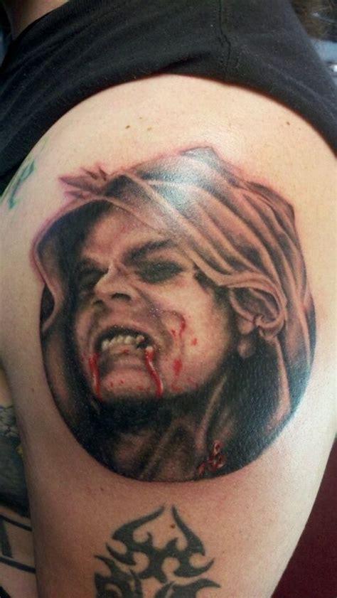 images  vampire tattoos ideas  pinterest  men  artist  sleeve tattoos