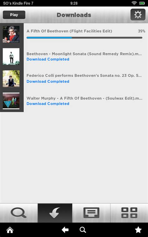 soundcloud downloader player free android app