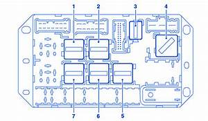 Range Rover L322 2009 Main Fuse Box  Block Circuit Breaker Diagram  U00bb Carfusebox