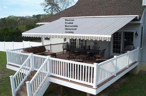 jual kanopi retractable motorized awning harga murah jakarta oleh toko  interior