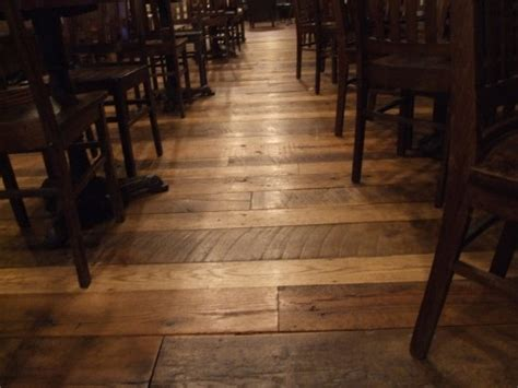 wide plank flooring antique wood floors  recycled