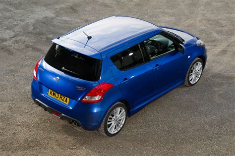 Suzuki Swift Sport Hatchback Review  Car Keys