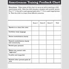 Help With Assertiveness Form  Worksheets And Handouts  Pinterest  Training, Children And