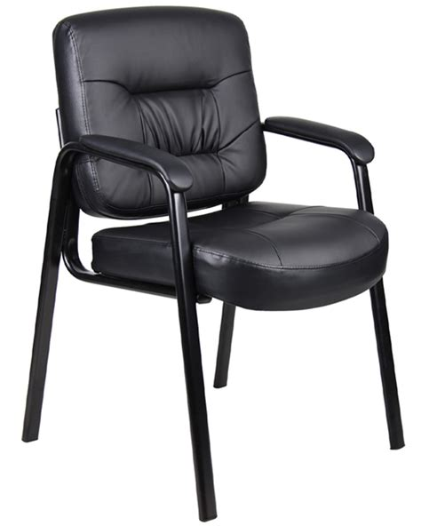 guest chair with padded arms s3 66