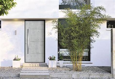 Haustür Eingang Einladend Gestalten