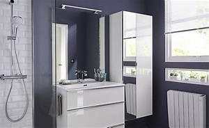 Meuble Salle De Bain Castorama : meubles de salle de bains pamili castorama ~ Melissatoandfro.com Idées de Décoration