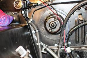 Prepping The Gas Tank  Fuel System  U0026 Ecu Wiring For Efi
