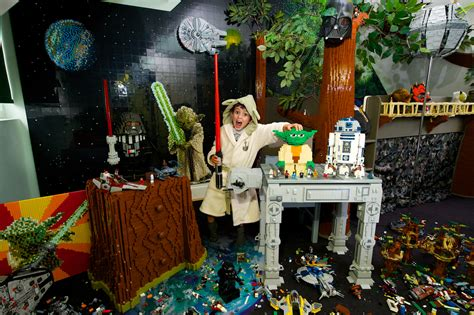 lego chambre de meet milun lego wars bedroom contest winner