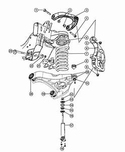 Dodge Suspension Diagrams